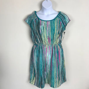NWT Mossimo Abstract Patterned Dress